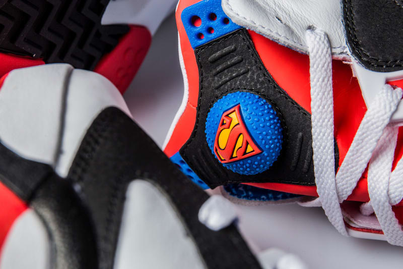"Reebok Shaq Attaq ""Superman"""