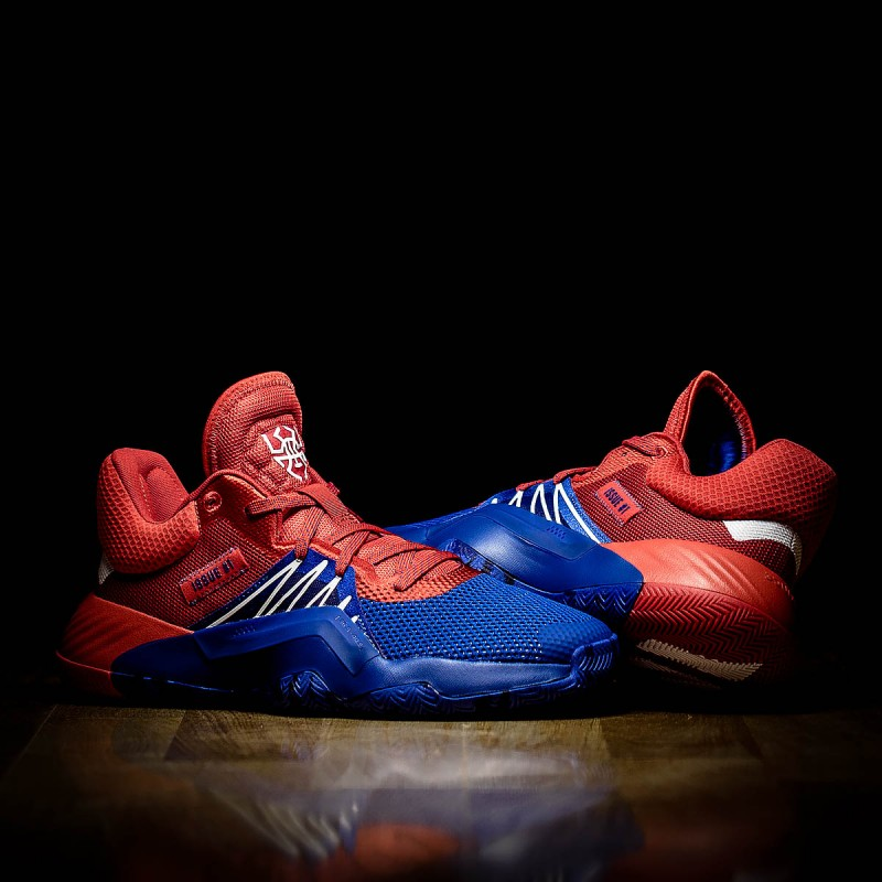 Adidas D.O.N Issue 1 Donovan Mitchell Amazing Spider-Man