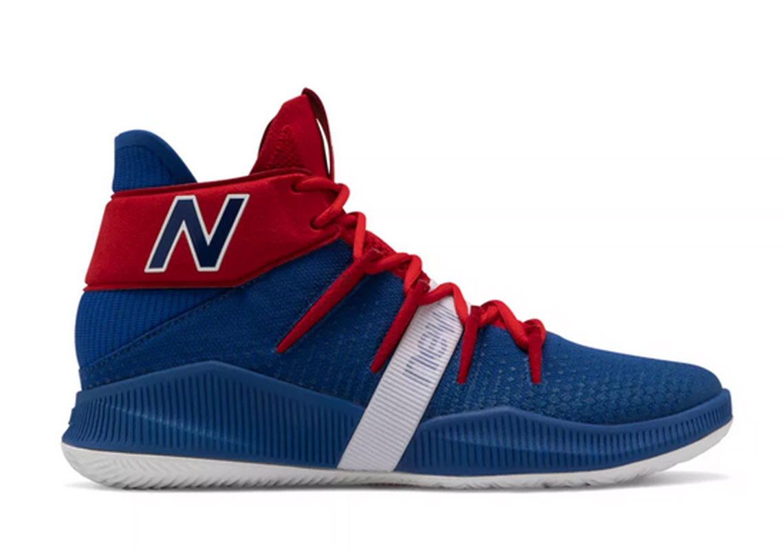 Kawhi Leonard - New Balance OMN1S Los Angeles Clippers