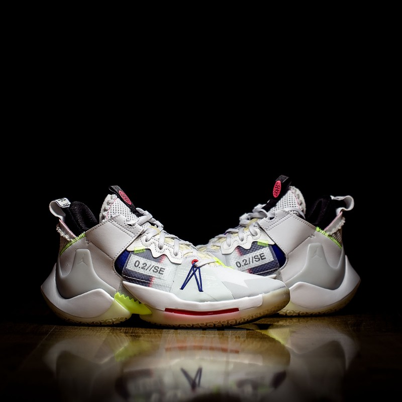 Jordan Why Not Zer0.2 City Tour